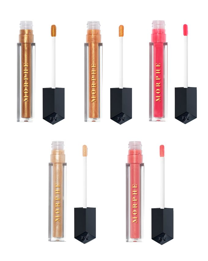 Hot Tropic 5-Piece Scented Lip Gloss Collection