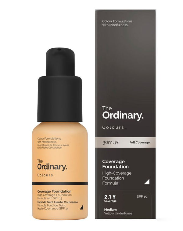 Coverage Foundation 30ml