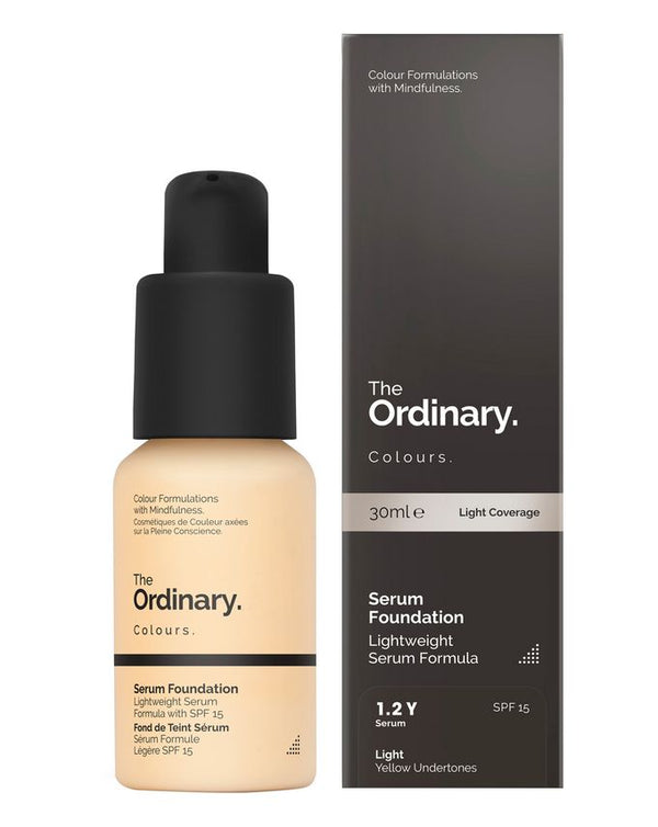 Serum Foundation 30ml