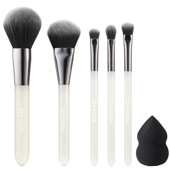 Charcoal Brush Set