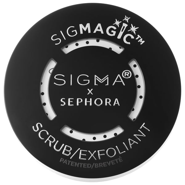 SigMagic™ Brush Cleanser Scrub