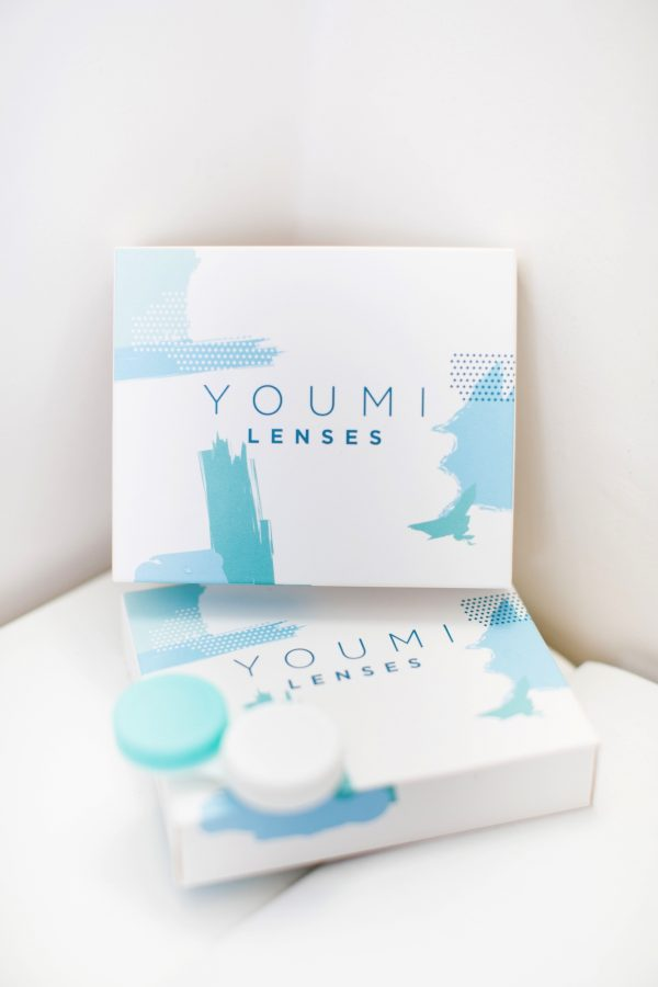 Youmi Contact Lenses – Mr Grey