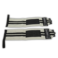 Elastic Wrist Wraps - The Barbell Cartel , Weightlifting, wrist wraps, booty shorts, mesh leggings, weight belt, Board shorts