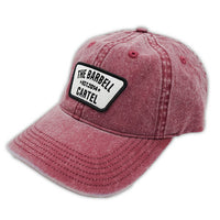 Classic Logo Dad Hat ( Barn Red )