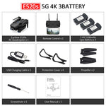Load image into Gallery viewer, Eachine FPV Quadcopter With 4K/1080P HD Wide Angle Camera