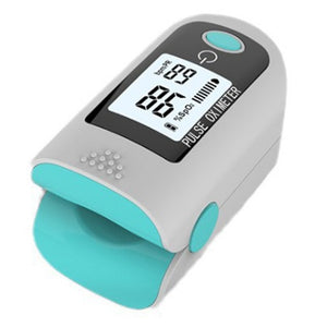 Finger Pulse Heart Rate Monitor