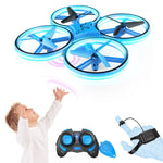 Load image into Gallery viewer, Mini Drone SNAPTAIN SP300 Hand Operated RC