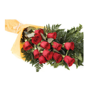 Shipping AE-EMIRAT-1 12 Red Roses