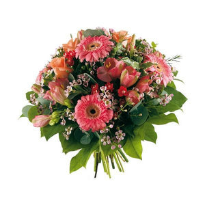 Excellent Bouquet in Shades of Pos
