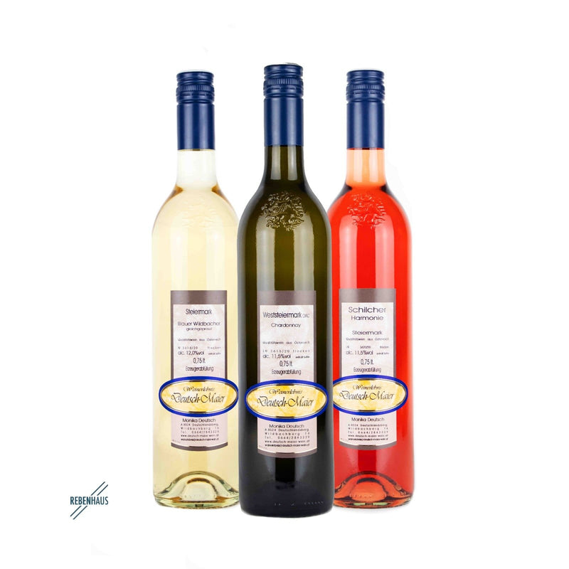 Deutsch-Maier winery - wine package