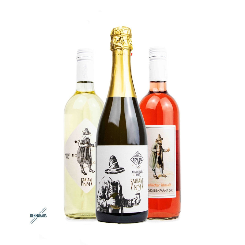 Trapl Winery - Wine Package
