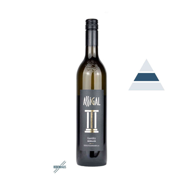 Morillon Gamlitz (2018) - Assigal winery