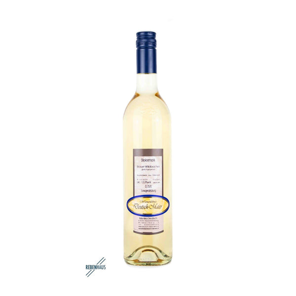 Blauer Wildbacher pressed the same (2019) - Weingut Deutsch-Maier