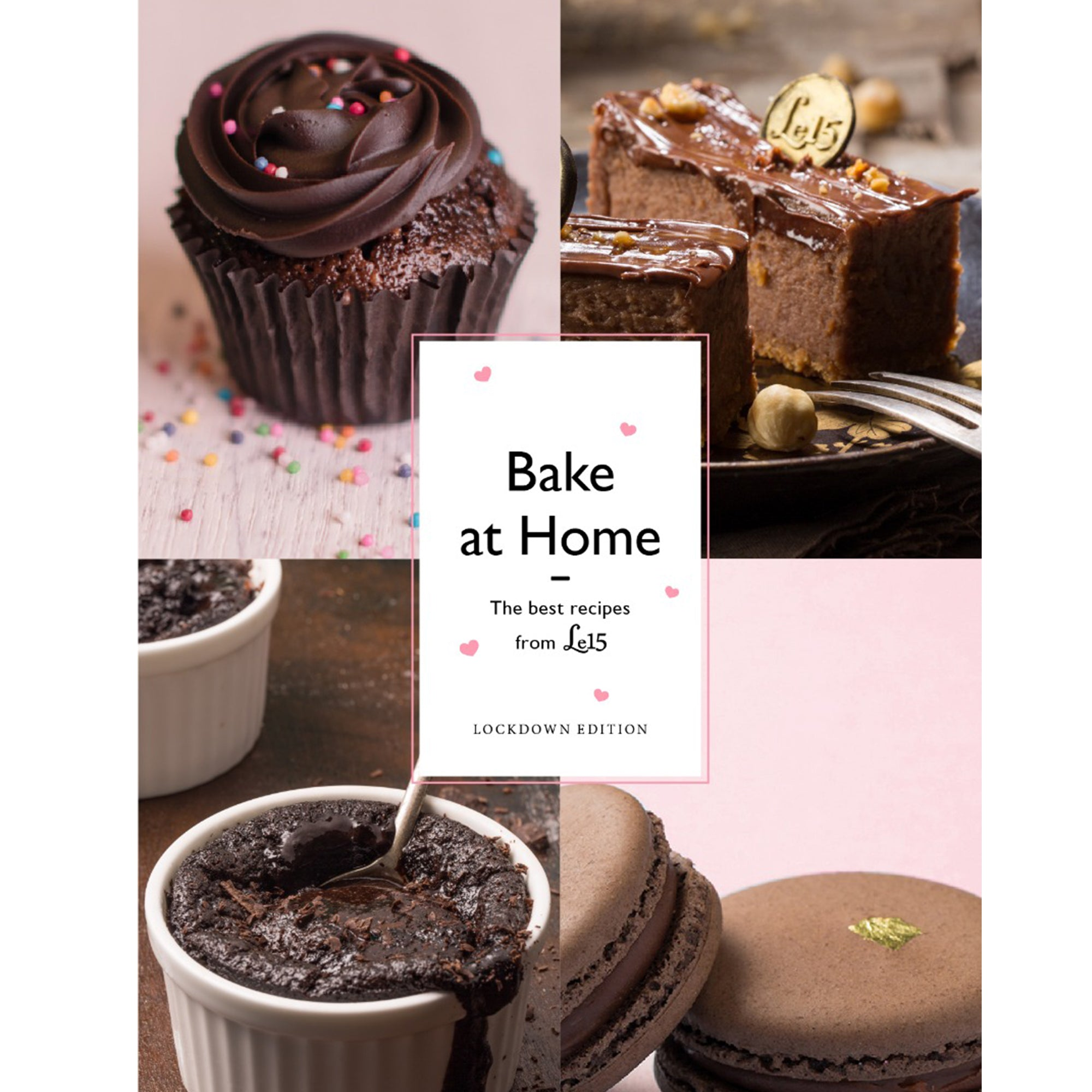 Bake At Home (E-book)