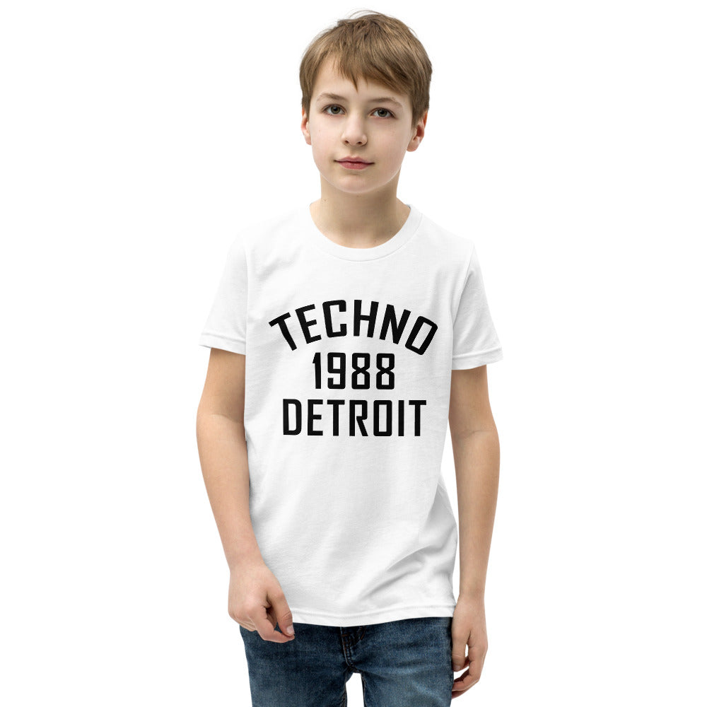 Youth Premium Tee | ''Detroit Techno 1988''