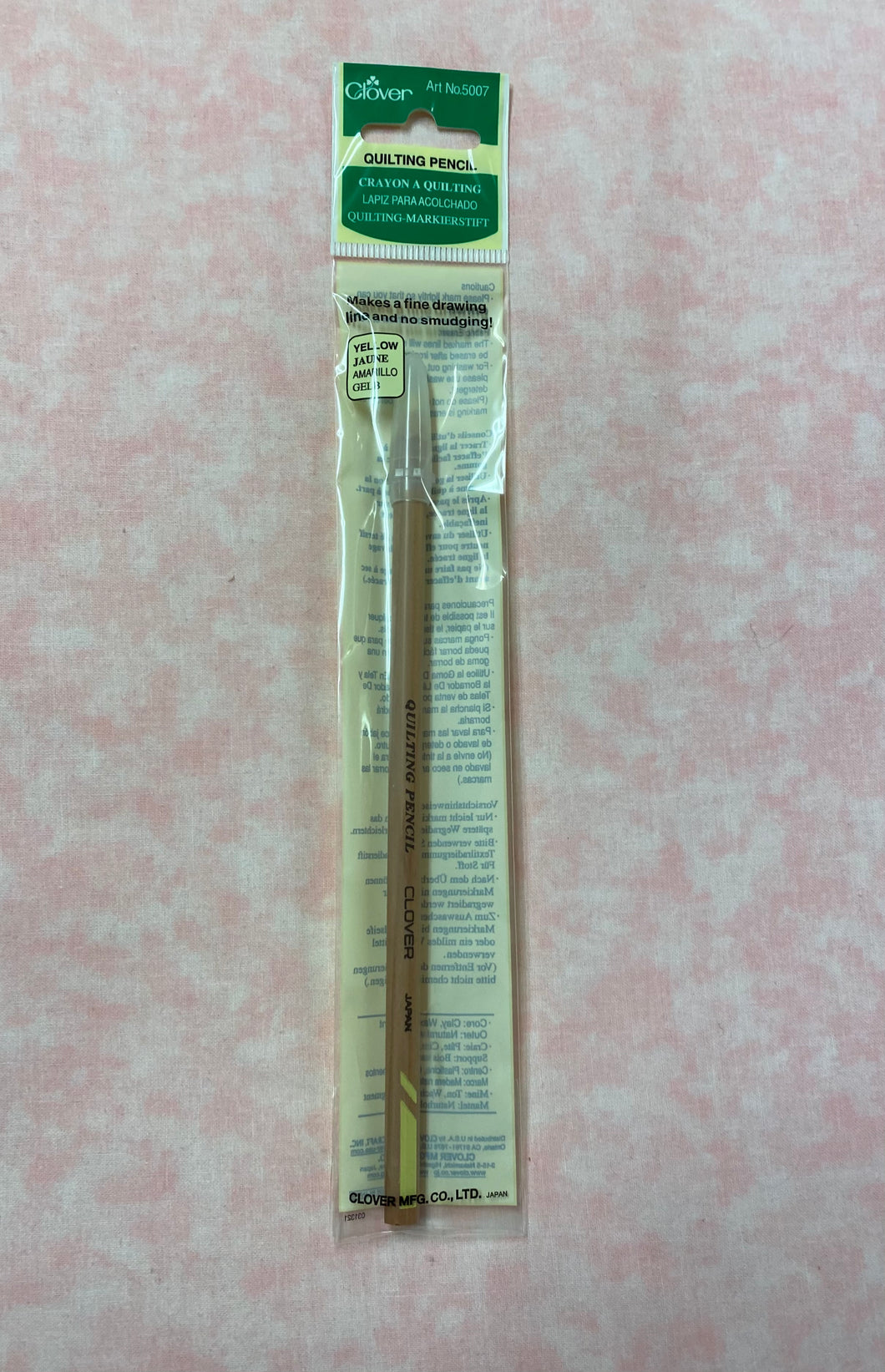 Clover Quilting Pencil n147