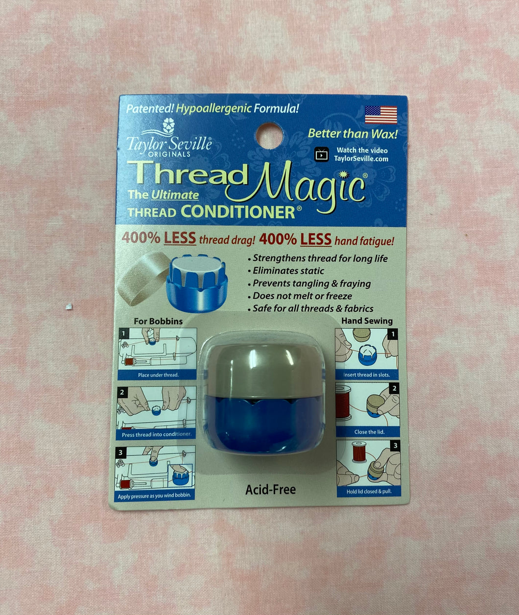 Taylor Seville Thread Magic Thread Conditioner n59