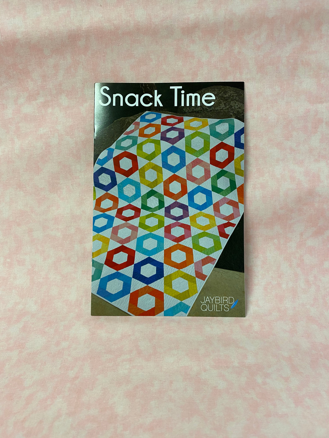 Jaybird Quilts Snack Time p29