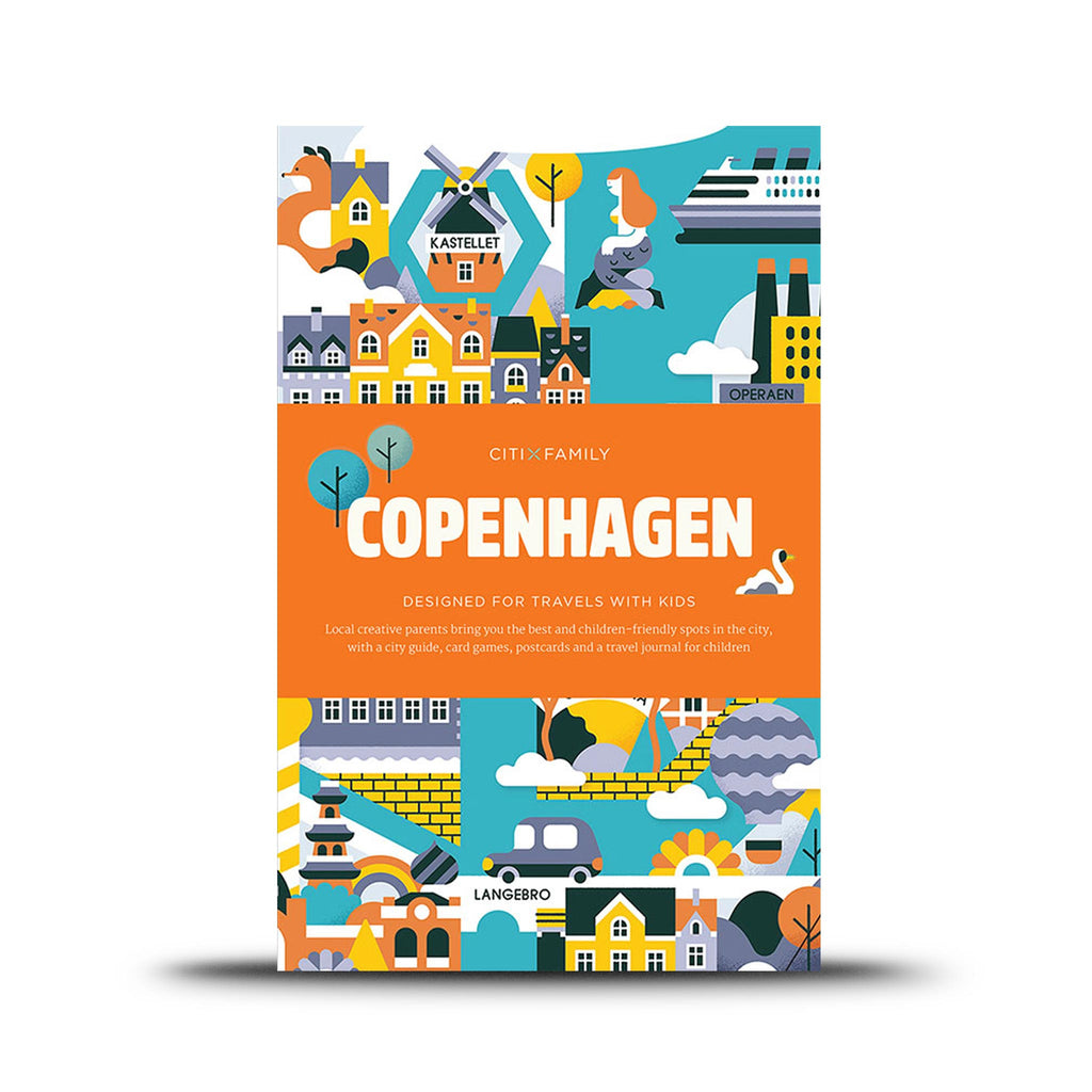 Copenhagen - Travels with kids
