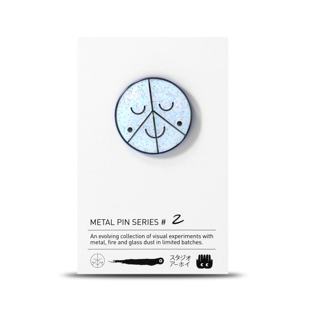 Metal Pin: Series #2