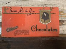 Load image into Gallery viewer, Vintage Chocolates Box