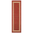 Thumbnail of Greek Key Flatweave Red Rug 060x180 (Runner)