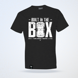Box Lacrosse lifestyle T shirt lightweight grey