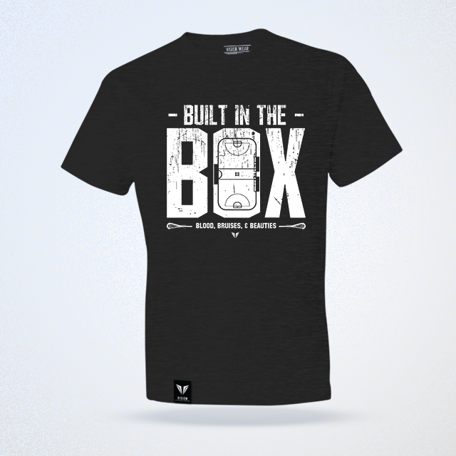 Built in the Box (Heather Grey)