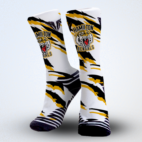 Hamilton Bengals Minor Lacrosse socks