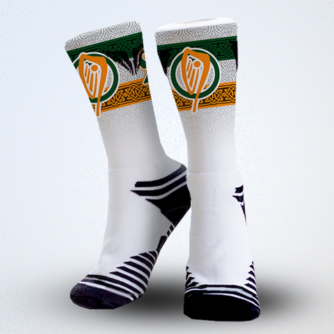 team Ireland Lacrosse socks