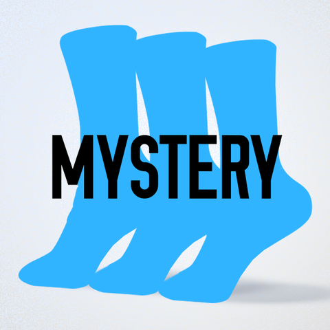 Mystery Sock Bundle  (1-3 pairs)