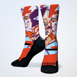 Austin Shanks NLL Halifax Thunderbirds lacrosse socks