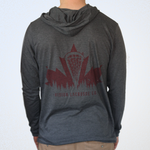Canada Lacrosse Hoodie  maple leaf pull over Team