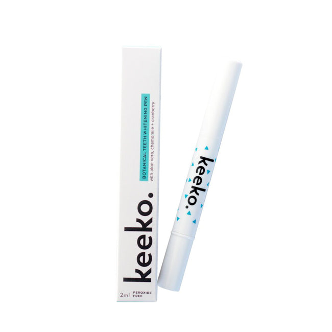 keeko teeth whitening pen