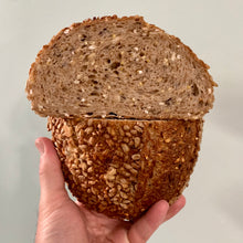 Load image into Gallery viewer, Bonne Vie Seedy Sourdough Loaf