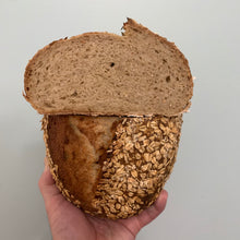 Load image into Gallery viewer, Honey Oat Sourdough Loaf