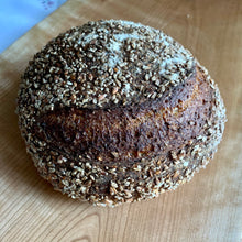 Load image into Gallery viewer, Sturgeon River Cereal Sourdough Loaf