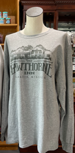 Load image into Gallery viewer, Hawthorne Inn Long Sleeve Shirt-Gray