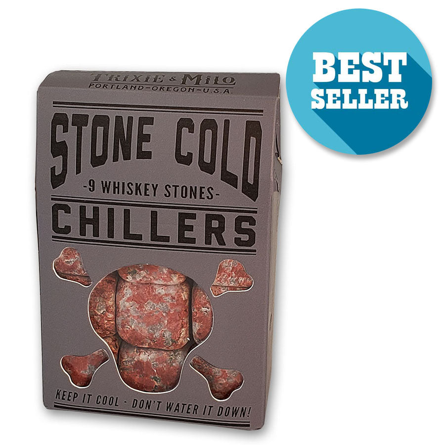 Whiskey Stones by Stone Cold