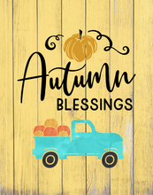Load image into Gallery viewer, AUTUMN BLESSINGS (+More Color Options)