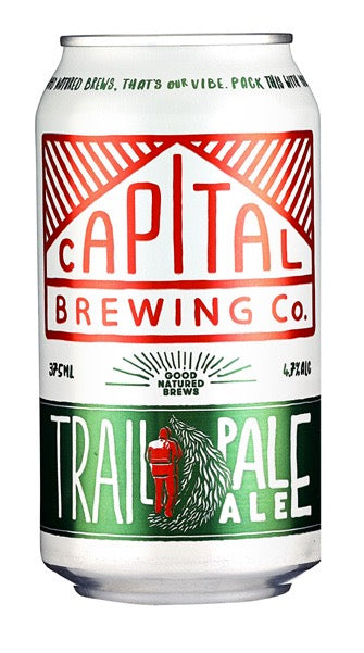 Capital Brewing Trail Pale Ale