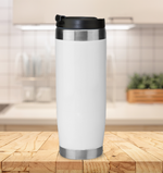 Load image into Gallery viewer, Travel Tumbler 15 Oz With MII Logo