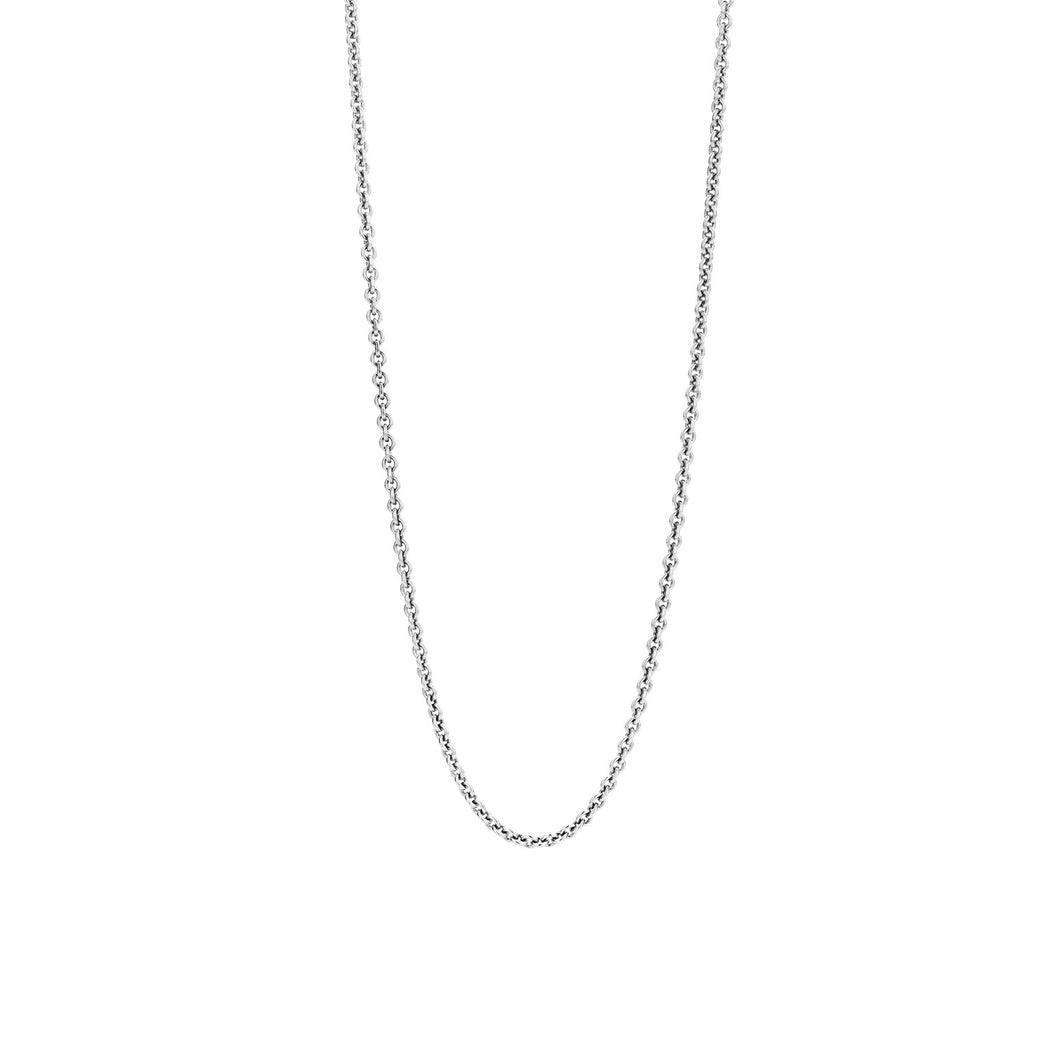 Sterling Silver Chain 42cm