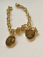 Load image into Gallery viewer, Gold plating Stowe bracelet