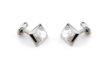 Deakin & Francis Mother of Pearl Cufflinks