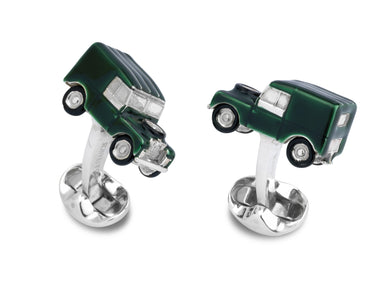 Deakin & Francis 4x4 Car Cufflinks