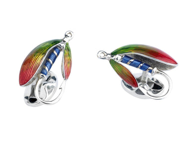 Deakin & Francis Fly Fishing Cufflinks