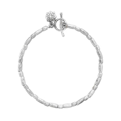 Dower & Hall Nomad Sterling Silver Bracelet