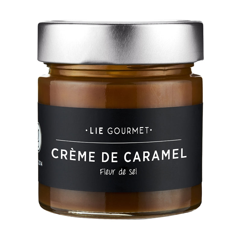 Lie Gourmet Caramel cream with sea salt (270 g)