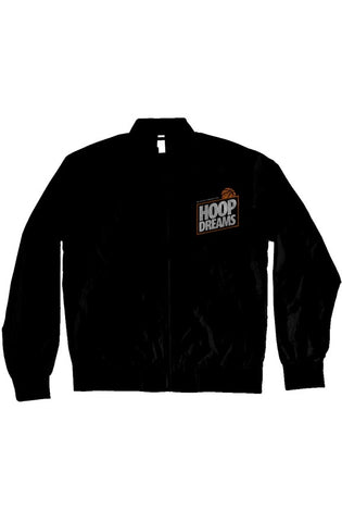 Hoop Dreams Bomber Jacket